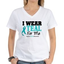 I Wear Teal For Me Shirt