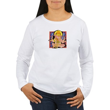 Ganesh yoga Women's Long Sleeve T-Shirt