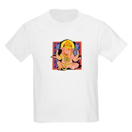 Ganesh yoga Kids Light T-Shirt