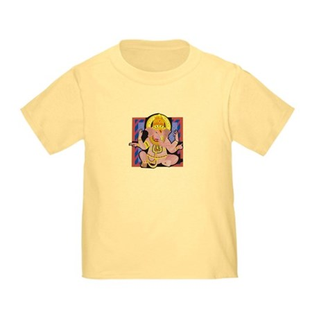 Ganesh yoga Toddler T-Shirt