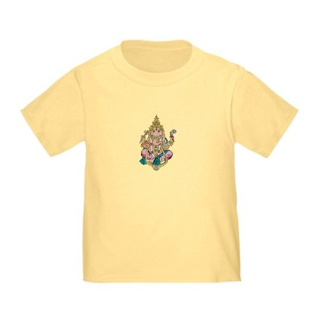 Yoga Ganesh Toddler T-Shirt