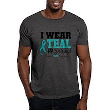 IWearTeal Girlfriend T-Shirt