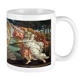 Botticelli Birth of Venus Coffee Mug