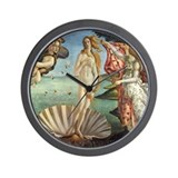 Botticelli Birth of Venus Wall Clock