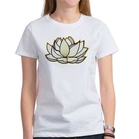 yoga lotus flower Women's T-Shirt