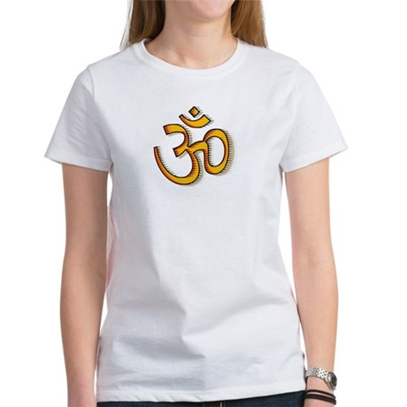Om yoga Women's T-Shirt