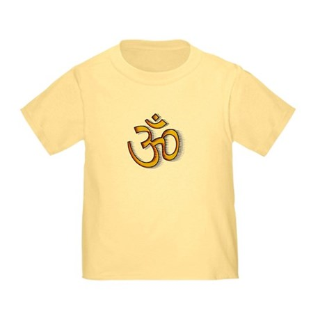 Om yoga Toddler T-Shirt