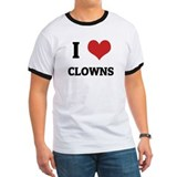 I Love Clowns T