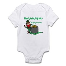 Lucky Irish Infant Bodysuit
