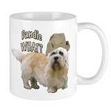 dandy dandie dinmont Small Mugs