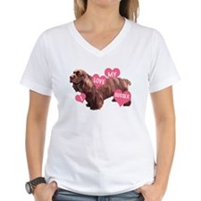 Sussex Spaniel Love Shirt