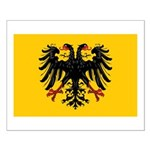 Holy Roman Empire Flag Small Poster