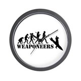 Weaponeers Wall Clock
