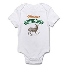 Mommy's Hunting Buddy Infant Bodysuit