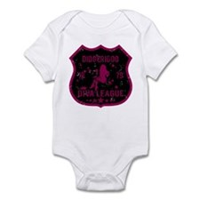 Didgeridoo Diva League Infant Bodysuit