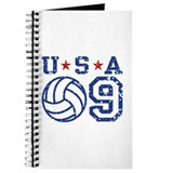 USA Volleyball 09 Journal