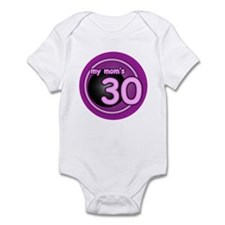 Mommy's 30th B-day Infant Bodysuit