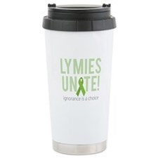 Lymies Unite! Ceramic Travel Mug