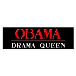 Obama Drama Queen Bumper Sticker (50 pk)