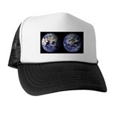 Whole Earth Trucker Hat