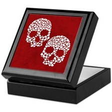 Love to the Bone Keepsake Box