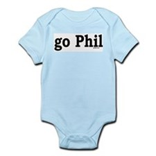 go Phil Infant Creeper