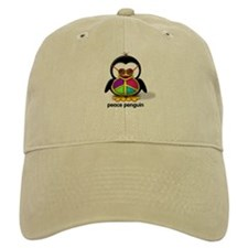 POP The Party Penguin Baseball Cap