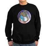 Magic Moon Dragon Sweatshirt (dark)