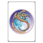 Magic Moon Dragon Banner