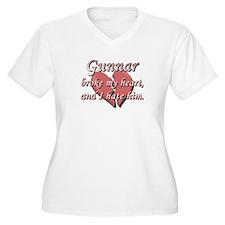 Gunnar broke my heart and I hate him T-Shirt
