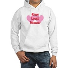 Ryan Loves Mommy Hoodie