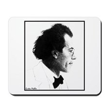 "Faces ""Mahler"" Mousepad"