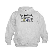 The Ass Family Hoodie