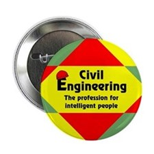"Smart Civil Engineer 2.25"" Button"