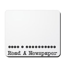 Save a Journalist Mousepad