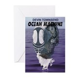 Ocean Machine Greeting Cards (Pk of 10)