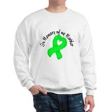 Memory Mother Lime Sweatshirt