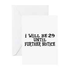Still 29 Greeting Card