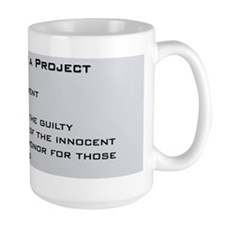 Project Phases Coffee Mug