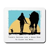 Good Ride Equestrian Mousepad