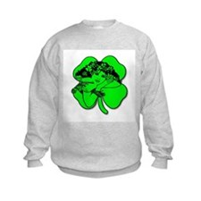 Shamrock Girl Sweatshirt