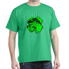 Shamrock Girl T-Shirt