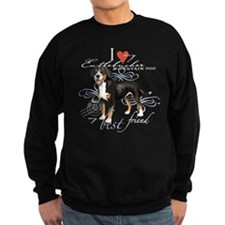 Entlebucher Mountain Dog Sweatshirt