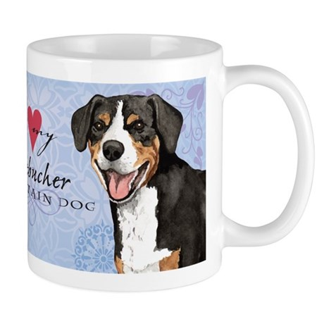 Entlebucher Mountain Dog Mug