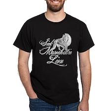 Sick Masochistic Lion Twilight Dialog T-Shirt