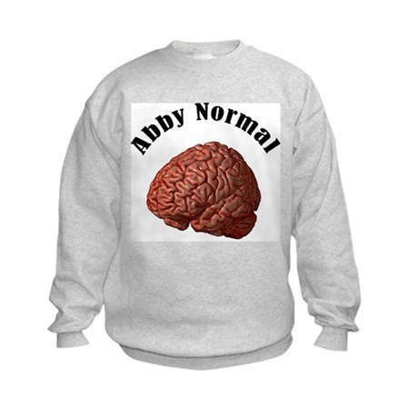Abby Normal Kids Sweatshirt