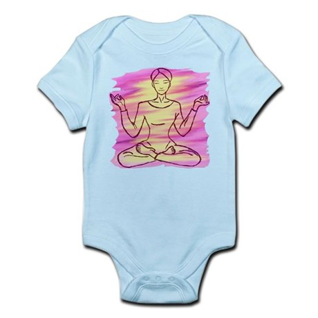Pretty Yoga Infant Bodysuit