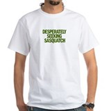 DESPERATELY SEEKING SASQUATCH Shirt