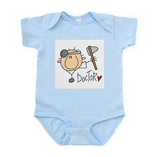 Male Doctor Infant Bodysuit