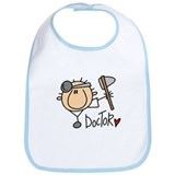 Male Doctor Bib